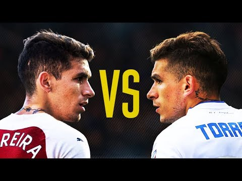 Torreira Sampdoria VS Torreira Arsenal   HD