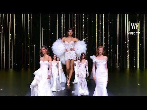 Pronovias Barcelona bridal fashion show 2020 collection