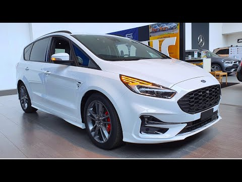 Ford S-Max ST Line 2020