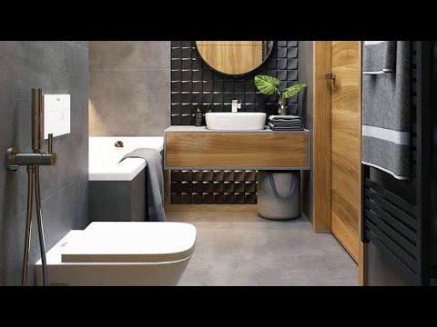 Contemporary Bathroom designs 2020 | Master Bath modular design ideas