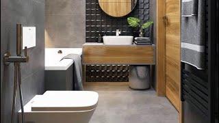 Thiết kế phòng tắm đương đại 2020 | Ý tưởng thiết kế phòng tắm lớn