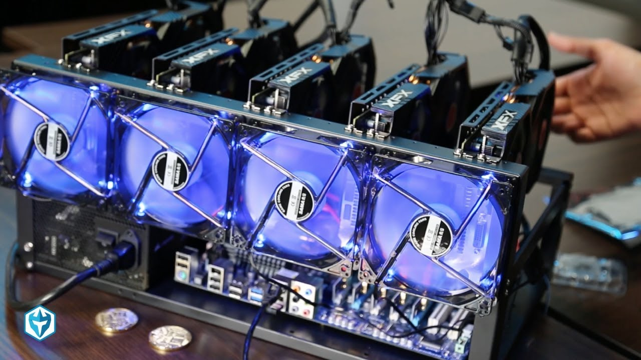 How to Build a Crypto Mining Rig #crypto #beginner