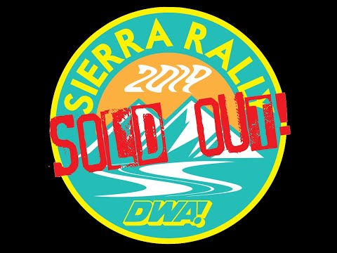 Sierra Nevada Rally 2019
