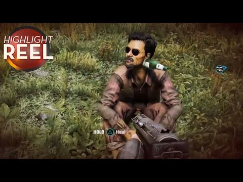 Far Cry 4 NPC Doesn't Know He Has A Drinking Problem