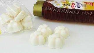 Milch & Honig Seife DIY | Mini Blumen | Einfach & Schnell | Milk & Honey Soap