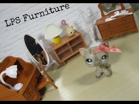 LPS Sized Furniture Review & Unboxing!