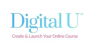 Digital U by Eben Pagan Review Tutorial Bonus - How To Create & Launch Your Online Course