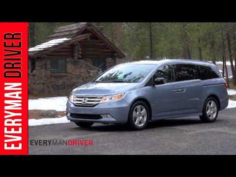 Detailed Review: 2013 Honda Odyssey on Everyman Driver