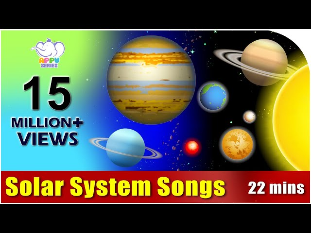 the solar system song video download - photo #11
