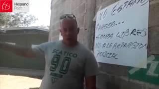 Cubanos en Costa Rica viven represión policial