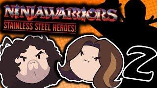 Ninja Warriors: No! - PART 2 - Game Grumps