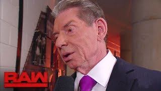 In an ambush interview outside his office, The Chairman addresses Roman Reigns' recent behavior and why The Beast Incarnate receives preferential treatment. Get your first month of WWE Network for FREE: http://wwenetwork.com