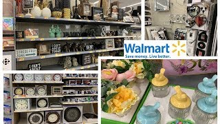 Walmart Decorative Accents & Wall Decor   Shop With Me Spring 2019 Home Decor