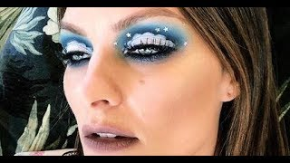 Starry Night Halloween Makeup Tutorial