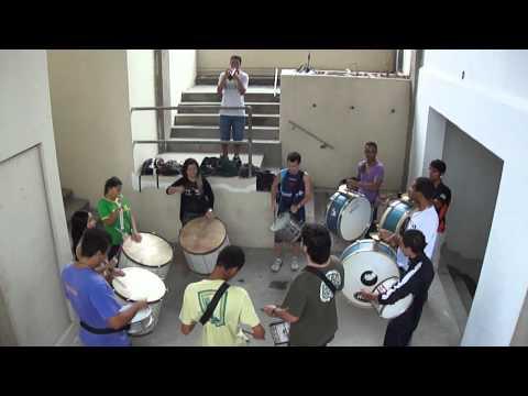 """""""Banda Guerreiros do Almirante - Ensaio - Boêmio"""" Barra: Guerreiros do Almirante • Club: Vasco da Gama"""