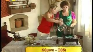 Η Ντίνα εξερευνά τις γεύσεις της Κρητικής Κουζίνας Γ
