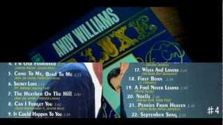 Andy Williams  Danny Boy    LIVE