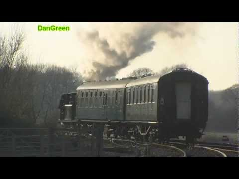 Kent & East Sussex Railway Hayling Billy Revival - 19th Febr…