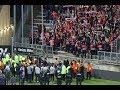 Incident au stade de la Licorne à Amiens