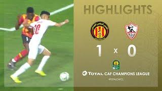 CL CAF : Espérance de Tunis 1-0 Zamalek SC