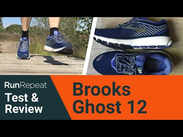 Brooks Ghost 12 test & review - An amazing everyday training shoe