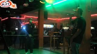 10 Chetios Ayala y Raul Tovar en Sanchos Bar parte 4