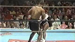 ВСЕ БОИ  Майк Тайсон !!! (23 бой из 67) 1986г