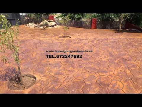 Hormigon Impreso Valle Del Zalabi 672247692 Granada