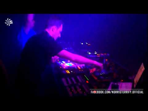 Norris Terrify LIVE! B-DAY Bash & 12 Years of ASYNCRON | Triebwerk Dresden DE | 2013-09-14