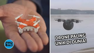 Gak Keliatan? Inilah 5 Drone Terkecil dan Paling Unik yang Bisa Kamu Beli di Toko!
