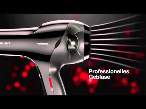 Braun Satin Hair 7 HD 785, HD 780 SensoDryer Haartrockner