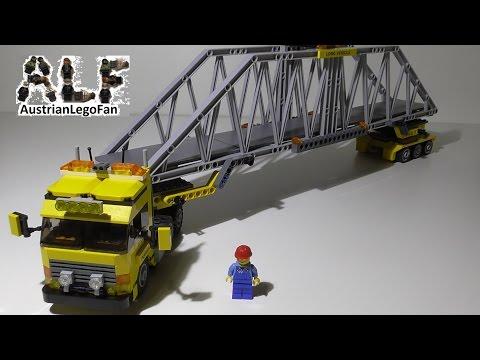Vidéo LEGO City 7900 : Le poids-lourd