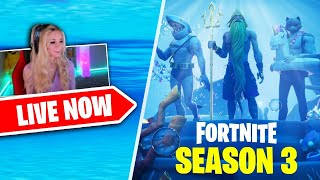 Fortnite - Winning in Solos & Arena! Season 3 Chapter 2 Grind.