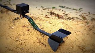 "Металлоискатель Пират ТЛ, глубина поиска до 2м + Подарок от компании Интернет-магазин ""Металлоискатель"" - видео 2"