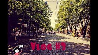 #Vlog 03 Минск-Одесса,Черноморск 2018г