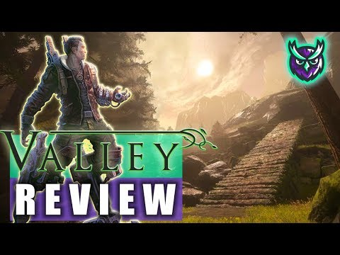Valley Nintendo Switch Review - STUNNING EXPLORATION video thumbnail