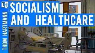 Americans Want Socialism Trump Says No