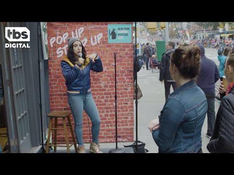 Pop Up Stand Up: NYC Marathon Edition | TBS