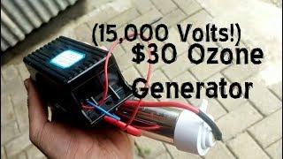 Buying an eBay Ozone Generator (The Hellmachine) Ozone Ep1