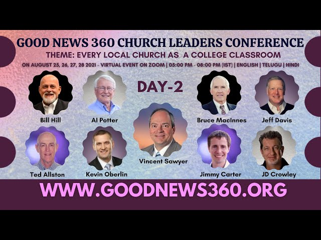 360 conference 2021