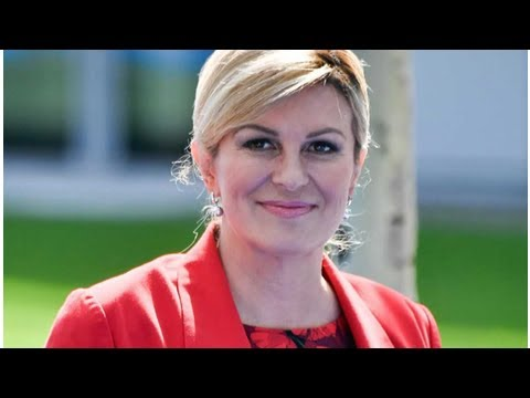 World Cup 2018: Croatian President Kolinda Grabar-Kitarovic 'Can't Wait' For World Cup Final – ND...
