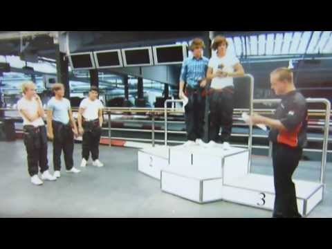 One Direction Go Karting