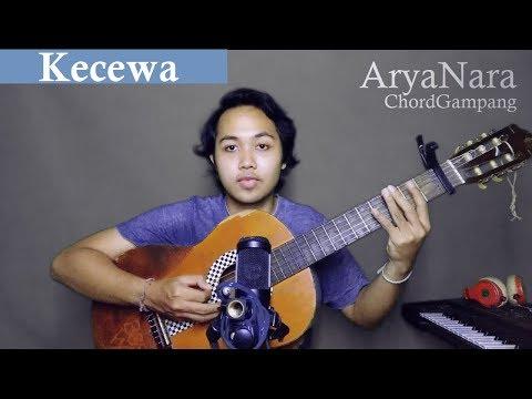 Chord gampang  kecewa   bunga citra lestari  by arya nara  tutorial