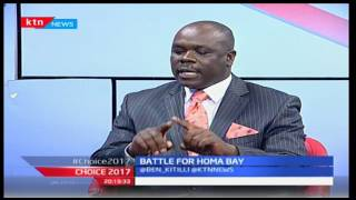 Choice 2017: Battle Royale for Homa bay county ahead of 2017 General Elections, 5/12/16 Part 1