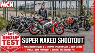 2021 super naked shootout   MCN