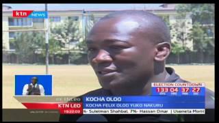 Kocha Felix Oloo atwaa tuzo la Safaricom Soya
