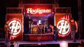 preview picture of video 'Hooligans - Szerencs II.rész 2014.08.24.'