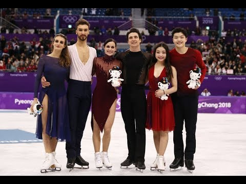 This and That: 2018 Olympic Games -- Ice Dance with Sandra Bezic