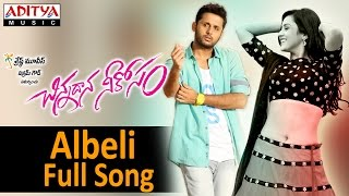 Albeli Full Song - Chinnadana Neekosam Movie