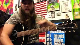 Heart Like A Wheel - Eric Church - Guitar Lesson - Acoustic